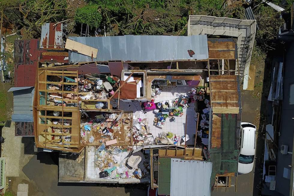 Porto Rico - Uragano Maria